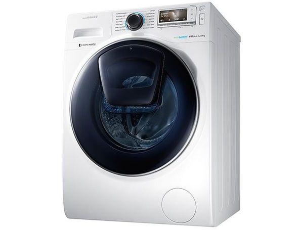 Samsung AddWash – стиральная машина с боковой загрузкой, в которую можно добавлять белье во время стирки