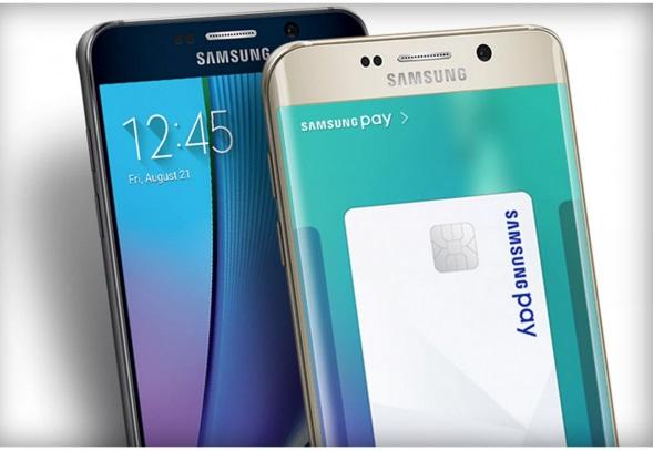 Платежная система Samsung Pay добралась до США