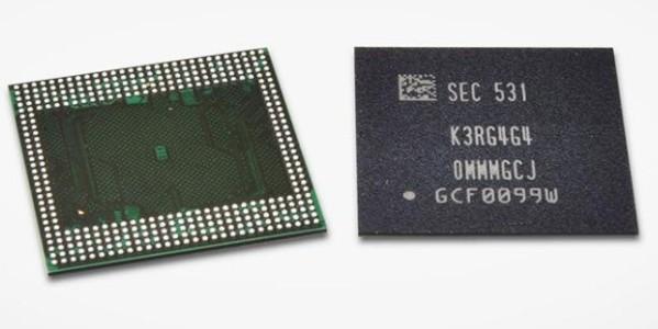 Samsung стала ближе к смартфонам с 6 гигабайтами оперативной памяти