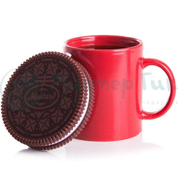 Печенька Hot Cookie – забавный USB-подогреватель для чашки