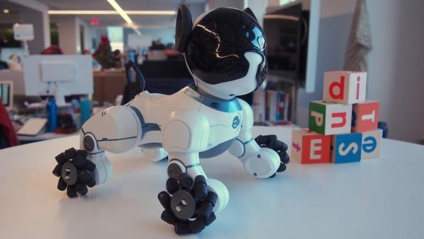 Робот-собака CHiP от компании WowWee
