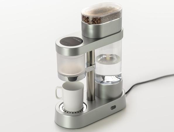 «Умная» кофеварка Aroma One запоминает вкусовые предпочтения