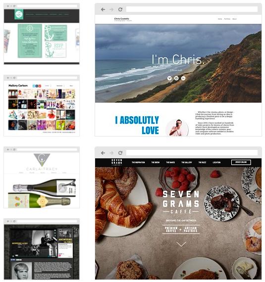 Wix.com — бесплатный конструктор сайтов и хостинг для профессионалов