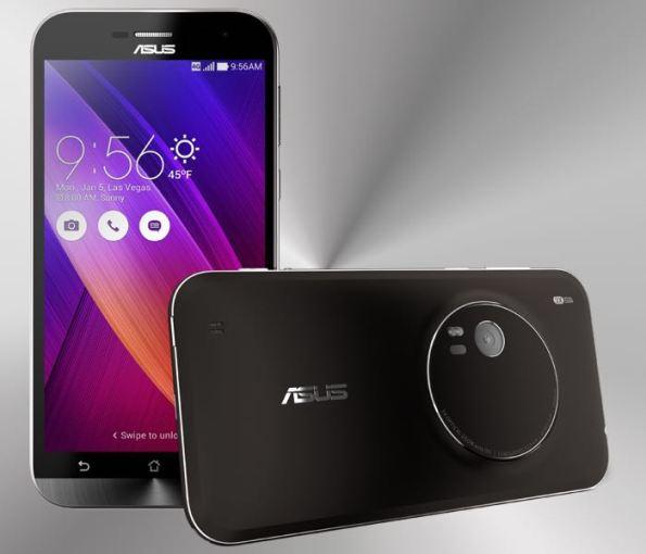 Смартфон Asus ZenFone Zoom с оптическим зумом поступил в продажу в США