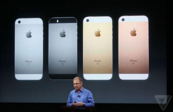 Apple iPhone SE: характеристики iPhone 6S и 4-дюймовый дисплей