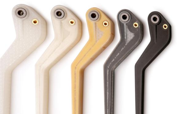 3D Hubs представила новые материалы для трехмерной печати, усиленные кевларом и стекловолокном