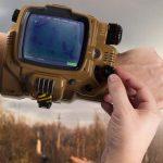 Полноразмерные смарт-часы Pip-Boy из игры Fallout