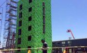 В Калифорнии напичканный электроникой дом испытали имитатором землетрясений