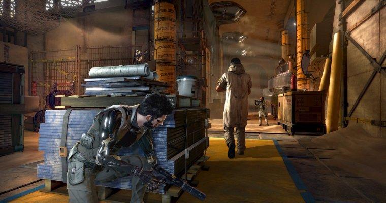 Стали известны подробности новой игры Deus Ex: Mankind Divided