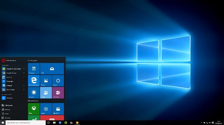 Американцы пообещали подарить новый ноутбук тому, у кого не установится Windows 10