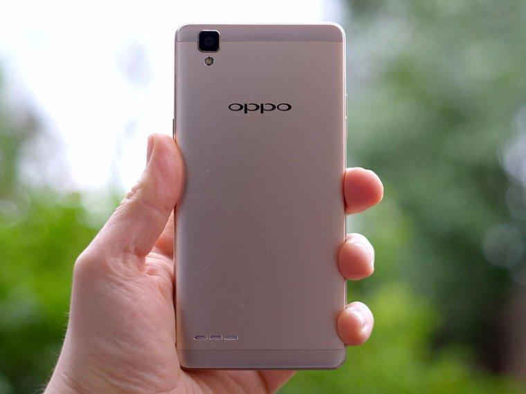 В начале августа состоится презентация селфи – смартфона от Oppo