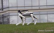 В Бостоне презентовали дружелюбного робота с глазами
