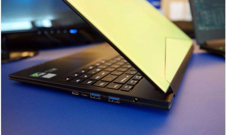 Gigabyte представила новый игровой ноутбук