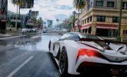 Вышла новая модификация для GTA V, превращающая игру  в «произведение искусства»