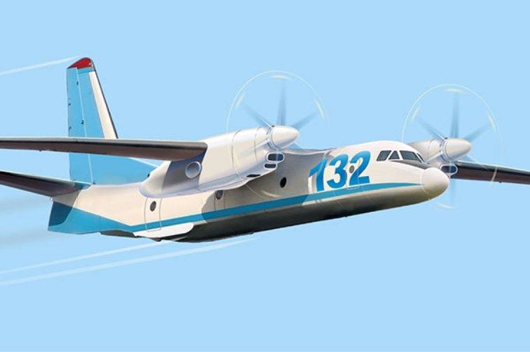 «Антонов» будет сотрудничать с канадцами в рамках создания нового самолета