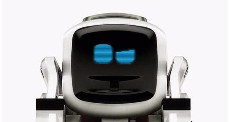 Американцы показали мини-робота, умеющего выражать эмоции