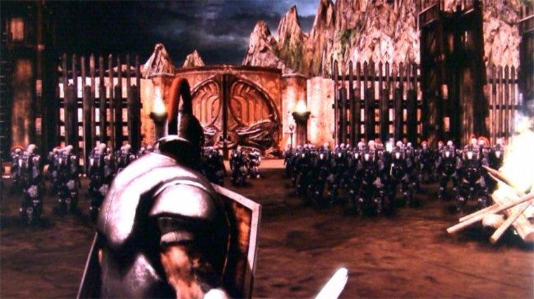 Очередная игра Call of Duty должна была перенести игроков в Древний Рим