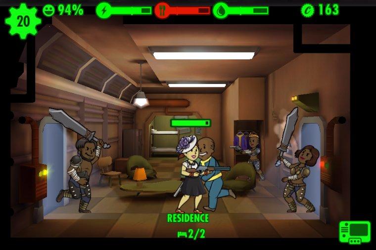 Популярная мобильная стратегия Fallout Shelter перекочует на компьютеры