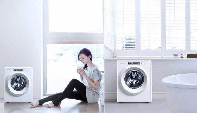Китайский гигант Xiaomi презентовал умную стиральную машинку