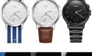 Часы от Meizu сочетают в себе классический дизайн и цифровую начинку