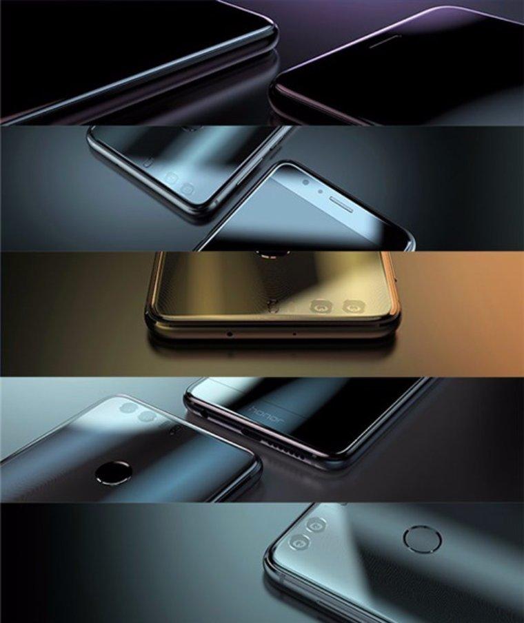 Стартовали розничные продажи смартфона Huawei Honor 8