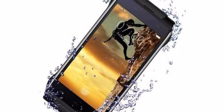 На рынке появится самый защищенный от внешнего воздействия смартфон