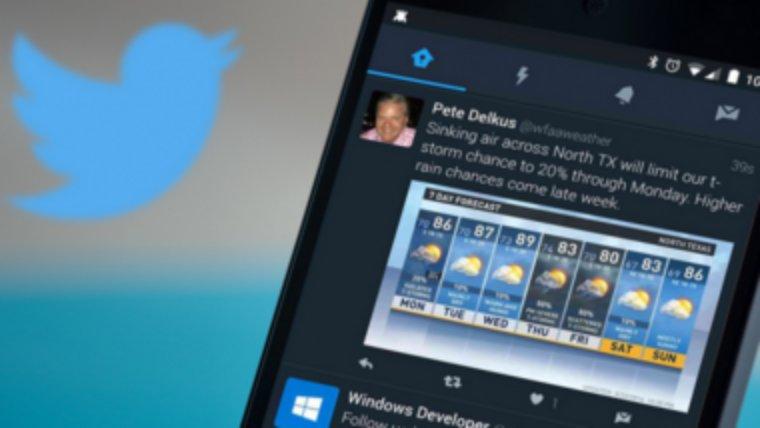 Twitter добавил «ночной режим» в приложение для iOS