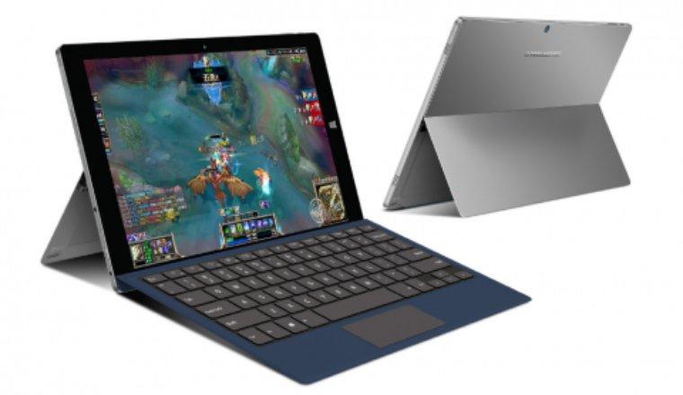 Teclast Tbook16S: удобный и мобильный планшет-трансформер