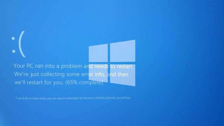 Электронная книга от Amazon способна вызвать «экран смерти» в Windows 10