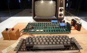 За раритетный компьютер от Apple выручили 50 миллионов рублей