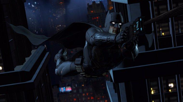Вышел первый эпизод Batman-сериала от Telltale