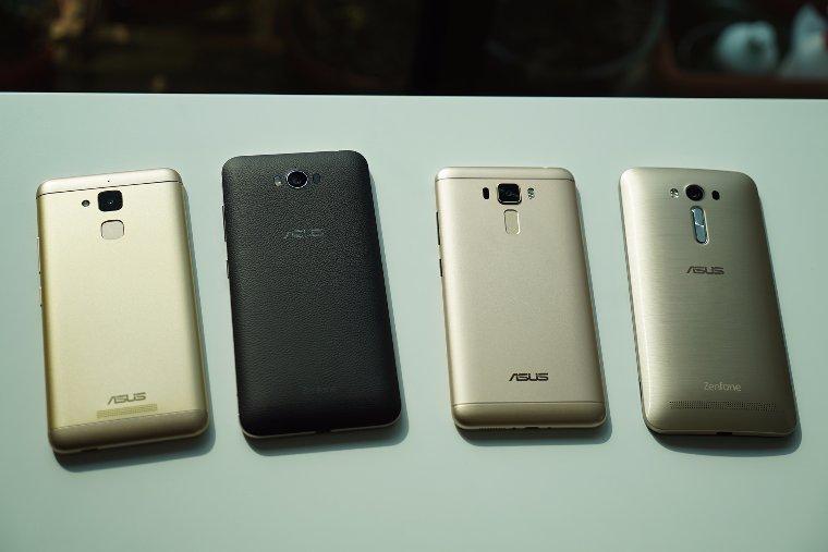Появились новые подробности о смартфоне Zenfone 3 Laser