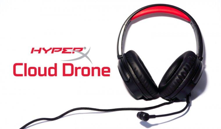 HyperX выпустила новую игровую гарнитуру