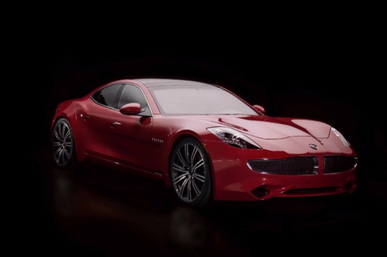 Конкурент Tesla показал автомобиль на солнечных батареях