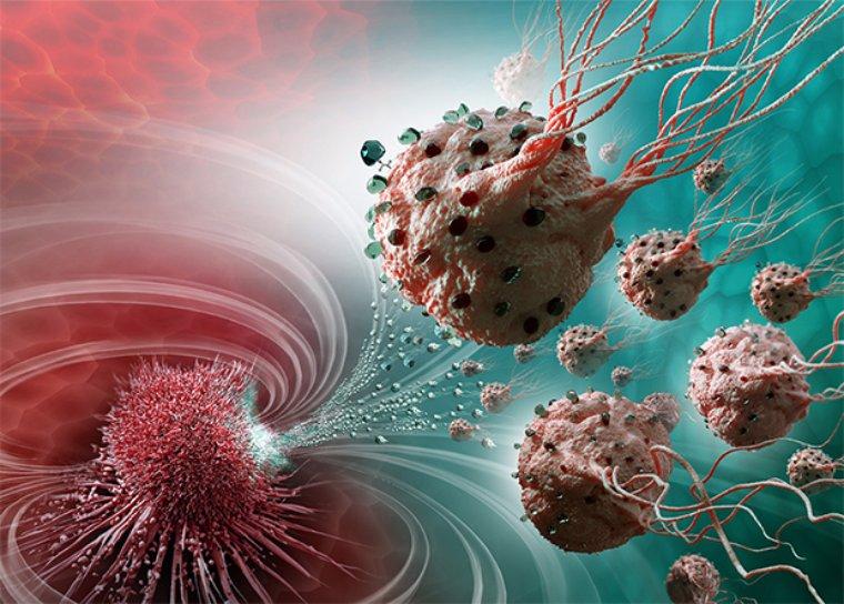 Нанороботов научили атаковать раковые клетки