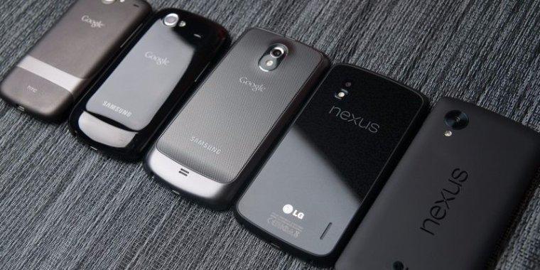 Новые смартфоны от Google прошли тестирование с помощью сервиса Geekbench