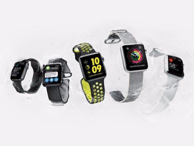 Представлены новейшие iPhone 7 и Apple Watch 2