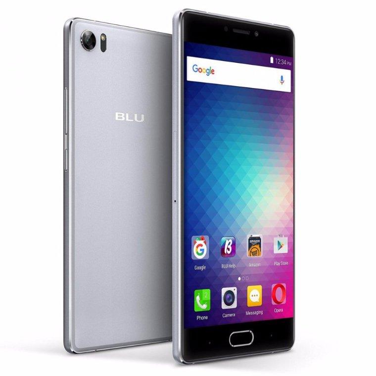 В продажу поступил новый смартфон от компании BLU