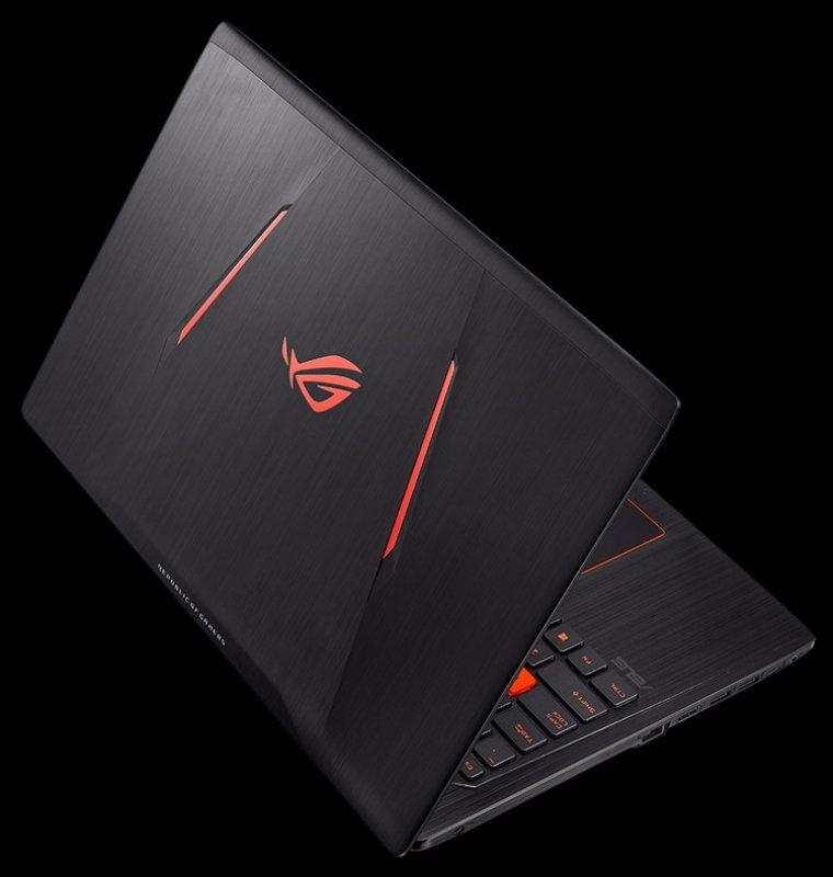 ASUS анонсировала новый игровой ноутбук