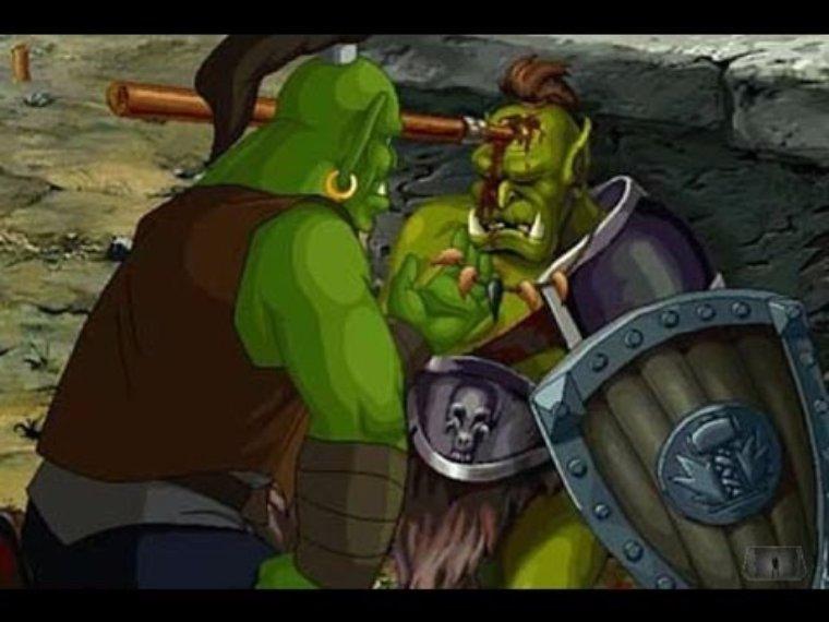В сети появился квест по Warcraft, выпуск которого отменили еще в 1998 году