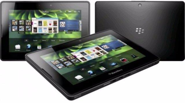Планшет Blackberry 16GB Playbook - надежный красавец