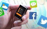 Vphone показала самый маленький сенсорный телефон в мире