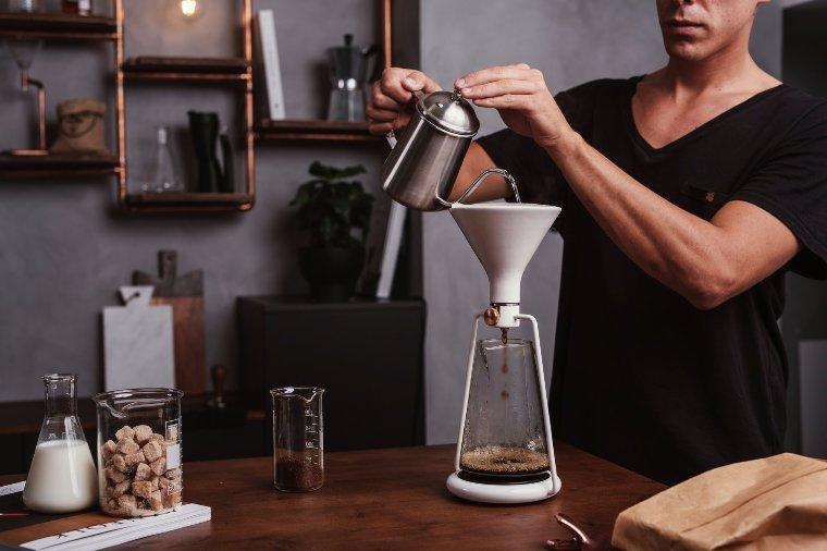 Словенский стартапер собирает средства на умную кофеварку