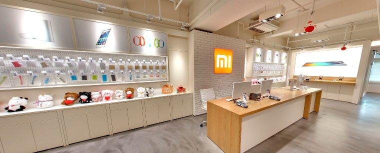В России появится первый официальный магазин Xiaomi