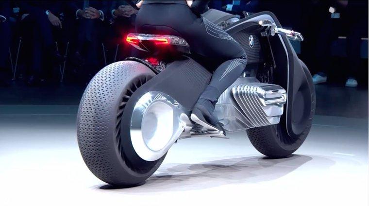 BMW готова выпускать мотоциклы будущего