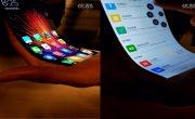 Китайская компания Xiaomi готовит к презентации гибкий смартфон
