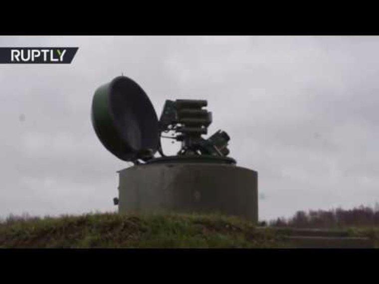 Российские стратегические объекты будет охранять роботизированная турель