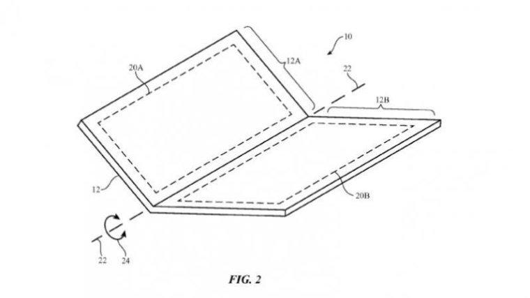 Мир может увидеть складной смартфон от Apple