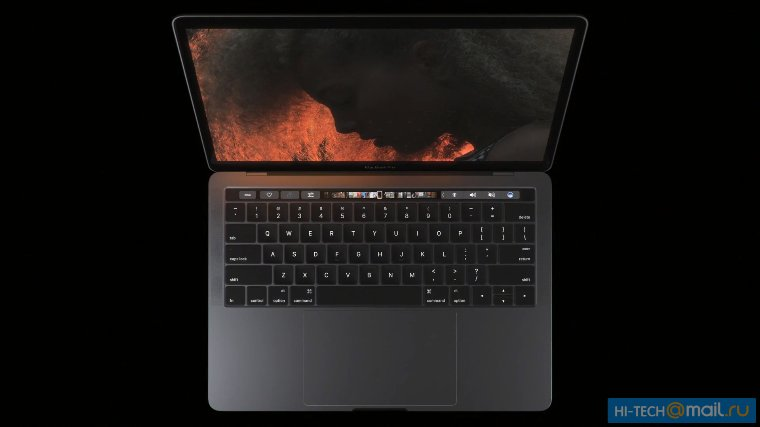 Apple презентовала новые ноутбуки
