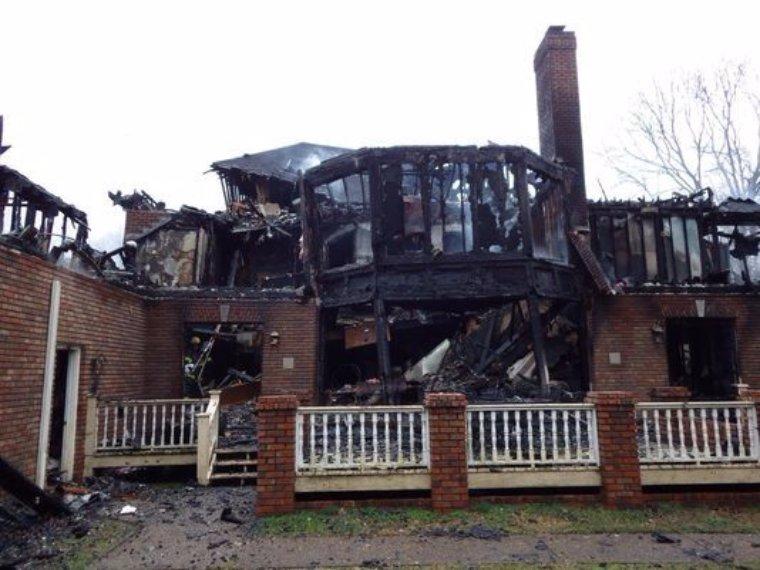 Дешевый гироскутер с Amazon стал причиной пожара в доме за 1 миллион долларов